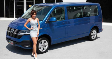 飆上路/Volkswagen T6.1 Caravelle 智慧駕駛多一點
