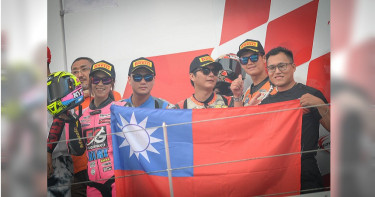 台灣車隊勇奪二、三名 揚威日本富士賽車場