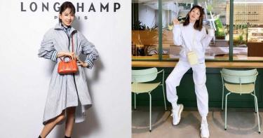 時尚媽咪MELODY愛上小包風格 教你三段式小包時髦穿搭 掌握訣竅身材比例變得超好!