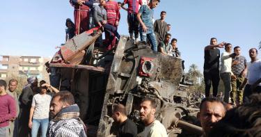 埃及失速列車釀32死200傷 助理駕駛涉毒又超速!