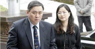 王文洋和呂安妮情牽22年情變 昔日「人生伴侶」母親辭世低調治喪