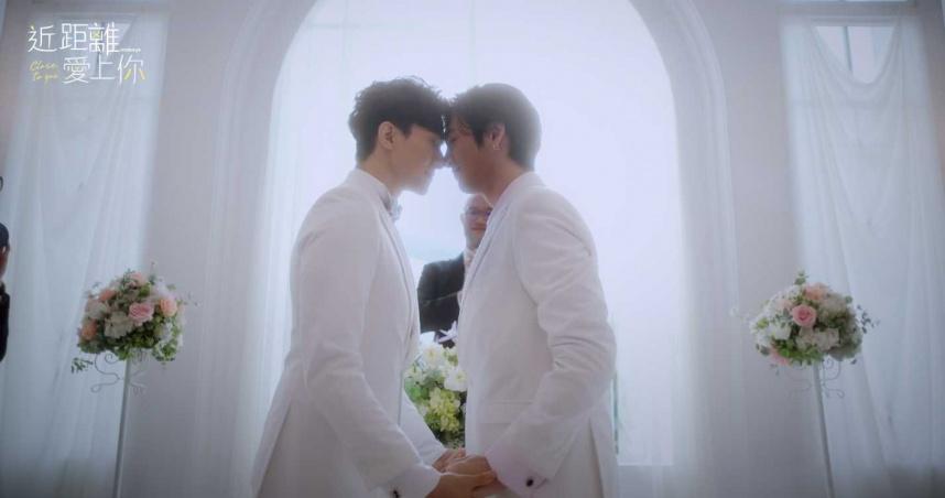 《HIStory4》世紀同性婚禮! H系列學長都來了
