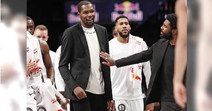 NBA再出現4例新冠肺炎確診 最大咖是KD且無任何症狀