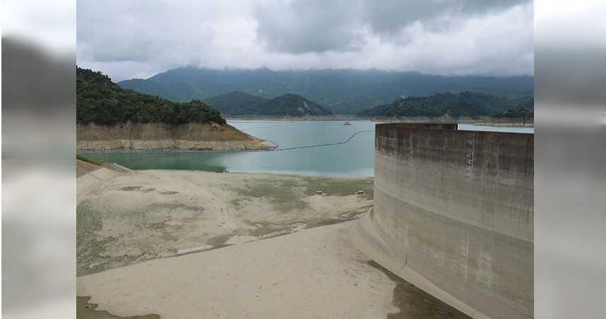 水庫水量僅剩2成3左右 黃偉哲:要有最壞打算