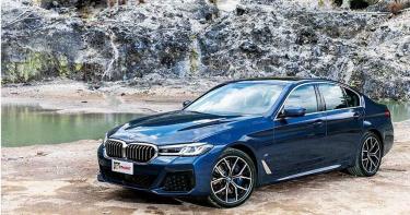 飆上路/BMW 530i M Sport 科技全面噴發