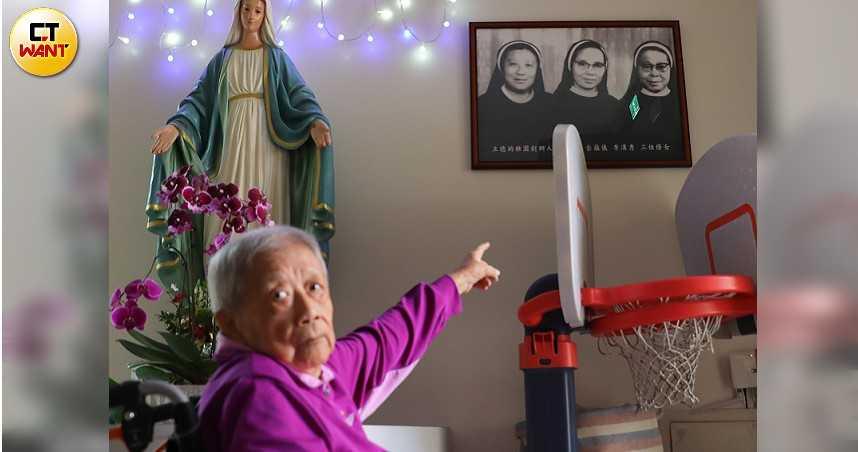 修女成肥羊4/創立幼稚園70多年 92歲修女遭後輩逐出家門