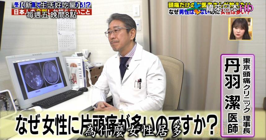 偏頭痛越揉會越痛 日本醫師教你「吃壽司」可避免疼痛發生