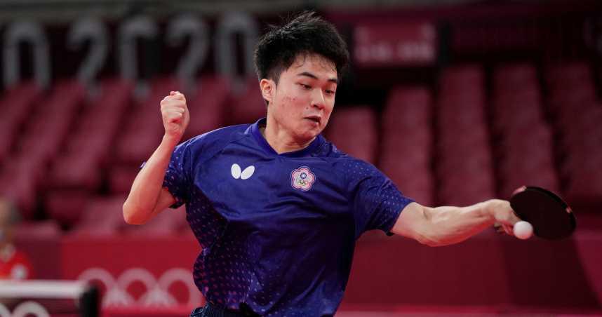 中華隊29日賽程  15選手出賽9項目!林昀儒4強遇世界球王