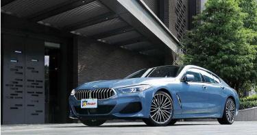 飆上路/BMW 840i Gran Coupe M Sport 傳奇復活