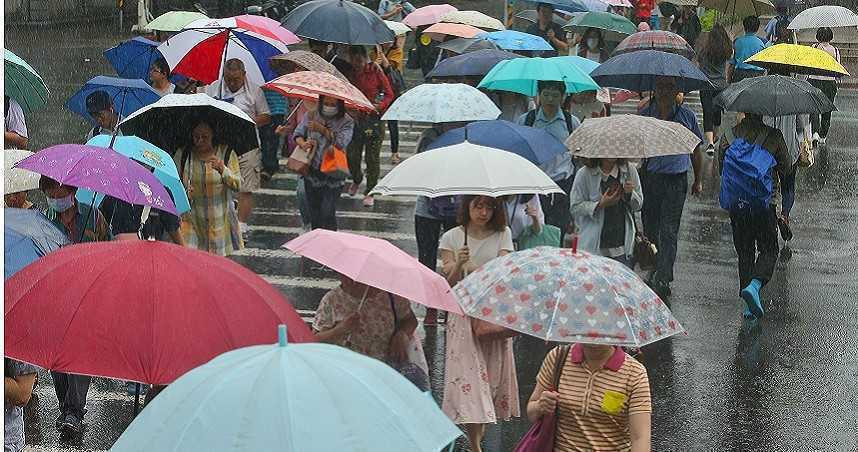 5縣市豪雨特報!低溫恐22度 專家:防東北風「異常降水」致災