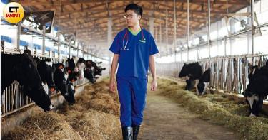 【斜槓獸醫3】鮮乳好不好喝「數字」會說話 乳牛怎麼吃也是學問