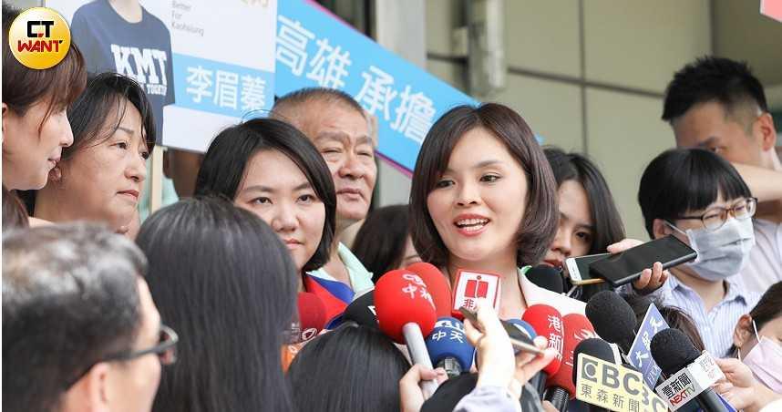 李眉蓁批民進黨黑金 台灣基進跳出來罵:妳爸才黑道