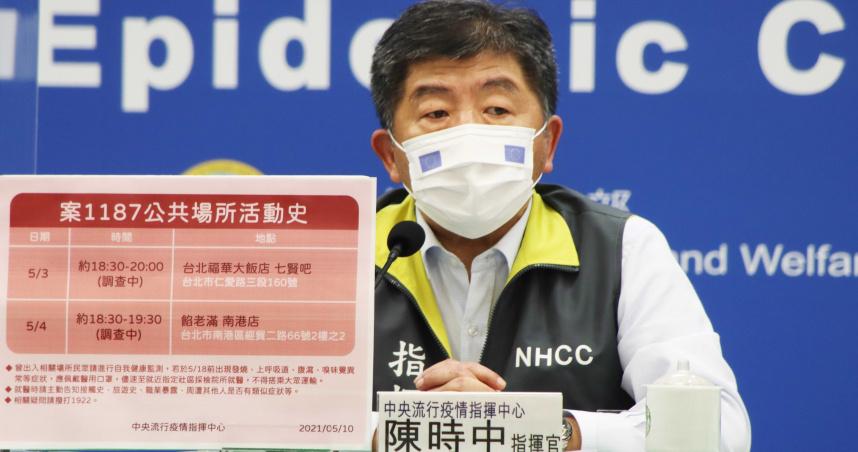 增4例本土!華航機師「發燒服藥不就醫」 這3人確診前足跡曝光