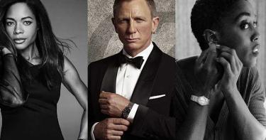 爭分奪秒決戰時刻!007電影「生死交戰」限定時計 即刻擁有專為主角量身訂製時髦配件
