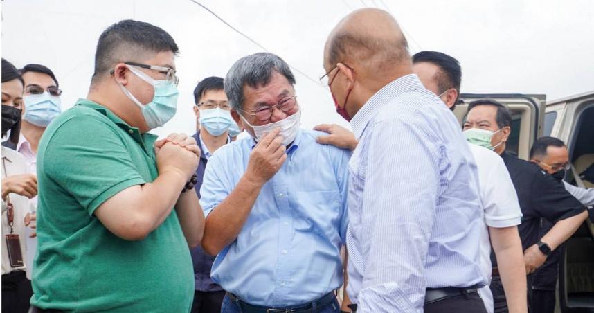 政院設嘉義科學園區 英系立委稱蘇貞昌「成功最重要的推手」