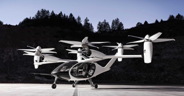 日本豐田宣布投資電動空中飛車