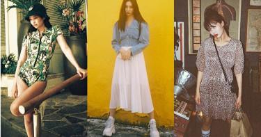 為何怎麼穿都不時髦?在韓國女星間流行的Newtro時尚先學起來吧!