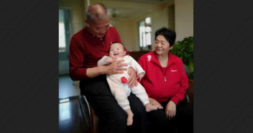 67歲嬤「自然受孕」產健康女嬰!年紀還小孫女20歲 一年後超狂近況曝光