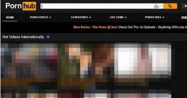 未成年性侵影片頻被放上Pornhub 210萬人請願關閉平台