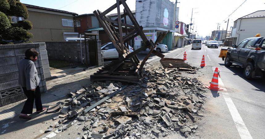 日本213地震為311的餘震? 專家:強震餘波可持續百年