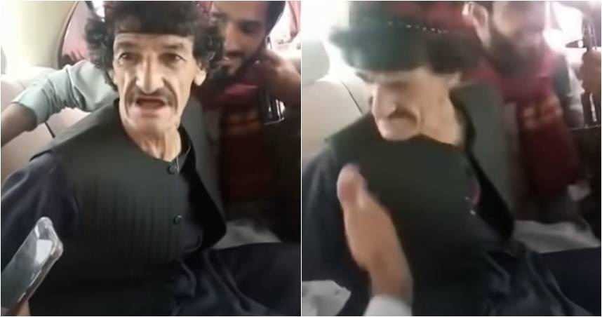 阿富汗TikTok「低俗網紅」被抓還狂虧塔利班 慘遭呼巴掌後亂槍處決