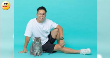 寵物情緣/林義傑「愛」貓半夜取消環島 自嘲唯一男丁住女生宿舍