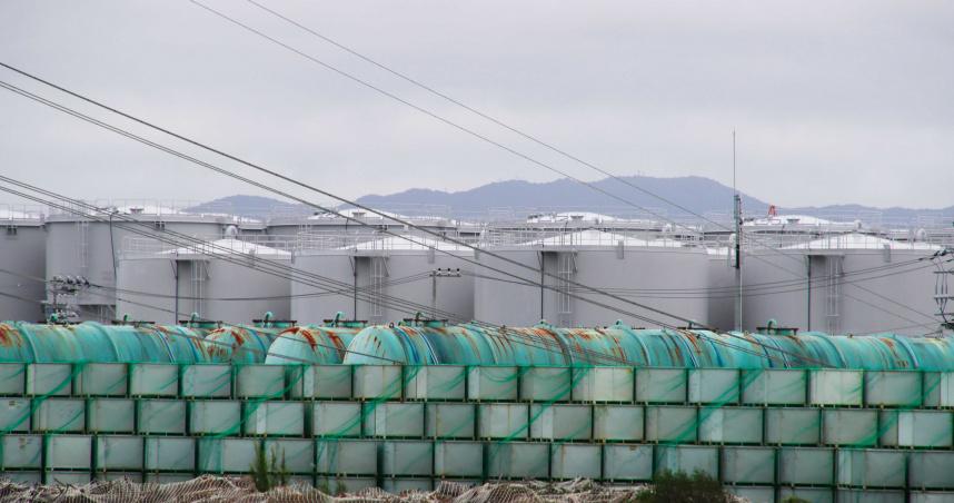 「福島核污水」123萬噸!不能再拖了 日本政府:將全部排入大海