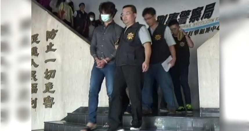 詐騙界羅志祥2/為詐騙蒟蒻男對峙 10姝警局內互瞪搶當「唯一正宮」