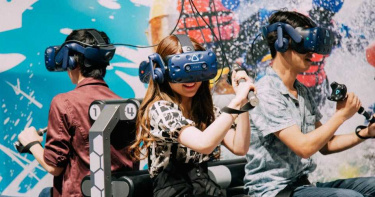 瞄準全球上萬間店家 宏達電大玩密室逃脫遊戲VR