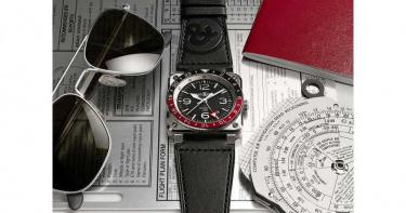 【專業腕錶情報】Bell & Ross專業飛行錶權威