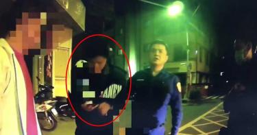 酒駕拒檢落跑還撞傷警 退警子見義勇為追千米逮人