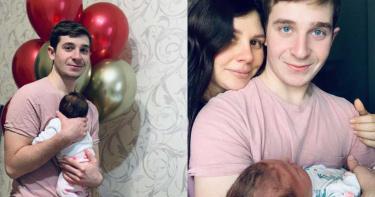 尪聽見「妻與子SOD」站門口心碎!「母子戀」調教成功 生下小女嬰