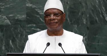 西非馬利發生軍事政變 總統遭叛軍挾持後宣布辭職