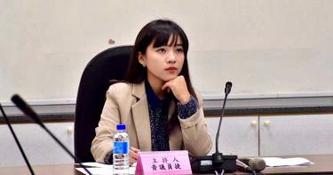 胞妹淪人頭黨員「被投票」!黃捷宣布退出時力 臉書千字文洩心聲