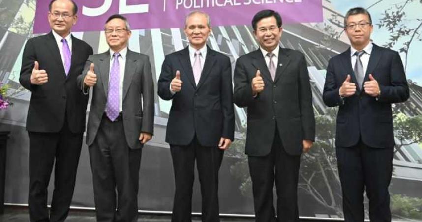 寶佳林陳海30億興學遭質疑 台北政經學院黃煌雄聲明「純屬捐款,從無涉入校務」
