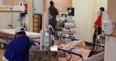 台中慈濟醫院春節急診逼近千人 「病毒性腸胃炎」成大宗