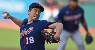 前田健太挨3轟吞敗 兩台將未獲上場機會