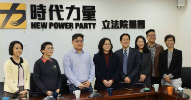 新國會新氣象 民眾黨團訪時力「盼以友好基礎展開合作」
