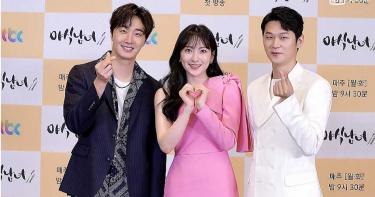 姜知英首當韓劇女主角 李學周白色西裝扭轉《夫婦》暴力形象