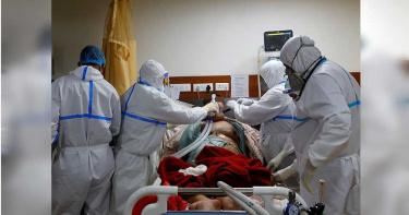 全球每週至少5萬人因染疫喪命 世衛:無法接受