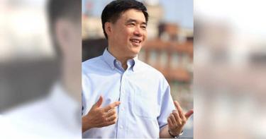 郝龍斌宣布辭副主席 曝心聲:國民黨必須「打掉重練」