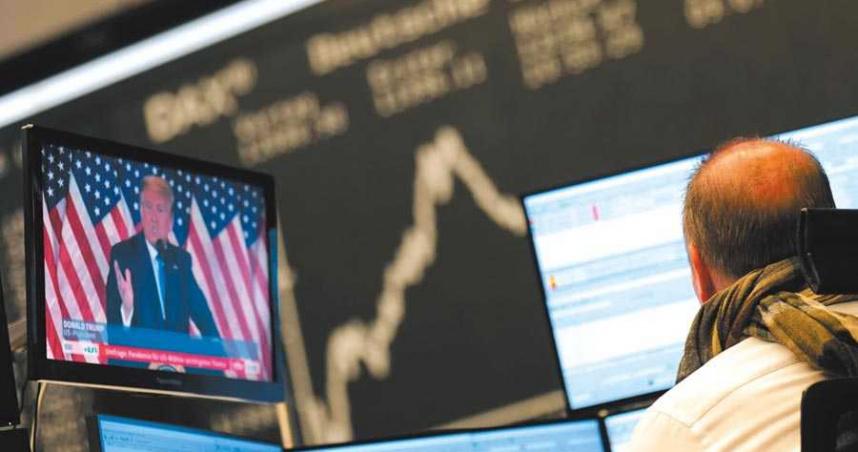 美大選難產 避險資金先竄入股債市