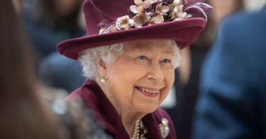 英女王伊莉莎白二世首次沒夫婿陪伴 低調迎接95歲生日