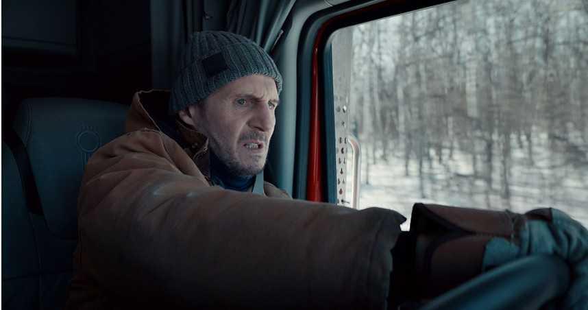 連恩尼遜為戲保持體態 《疾凍救援》場面超狂