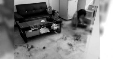 台中孕婦帶客戶看房 竟突遭房客男友持刀亂砍、血跡斑斑仍在搶救中