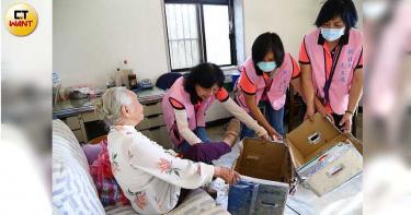 北海岸護老團4/幫整理垃圾屋被當小偷 護老團忍辛酸堅持行善
