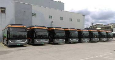 【綠能情報】凱勝綠能二代全新電動巴士