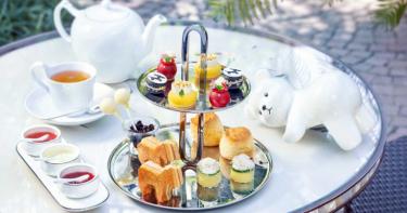 跟姊妹淘約會就來這兒! 精選5家夢幻飯店下午茶