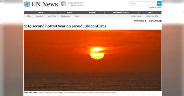 2019年歷史第二熱!海洋吸收熱能 等於36億枚原子彈爆炸