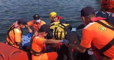 蘇澳內埤海灣3人落海 2獲救1人溺斃